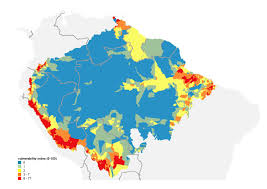 South America Climate Map by These 7 Maps Shed Light On Most Crucial Areas Of Amazon Rainforest