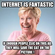 Internet Grandma Meme - internet oblivious grandma memes quickmeme