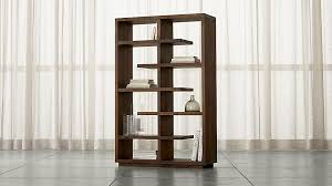 How To Build A Large Bookcase Elevate Walnut 68