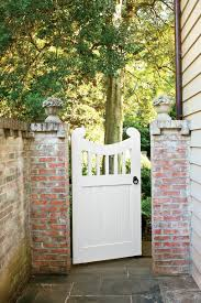 halloween gate decorations choose the perfect garden gate southern living