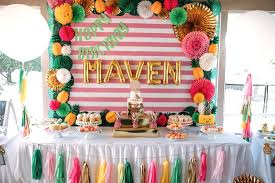 birthday party ideas kara s party ideas party like a pineapple tropical birthday party