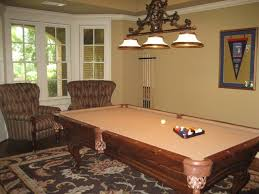 Pool Table In Living Room The Pool Table In The Living Room