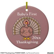 turkey ornaments thanksgiving thanksgiving turkey baby ornament ornaments