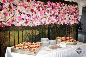 Wedding Wall Decor Weddings Florist Washington Dc Www Davinciflorist Us U0027 U0027 Wall Of