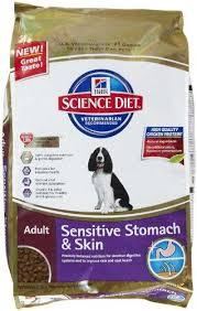 science diet sensitive skin stomach dry dog food 15 5