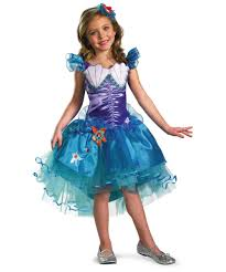 mermaid halloween costume for adults ariel disney tutu kids costume disney princess costumes