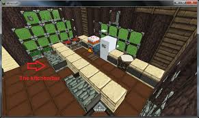 minecraft kitchen ideas my amazing minecraft house with interior design ideas