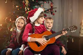 Christmas Tree Sing Jingle Bells