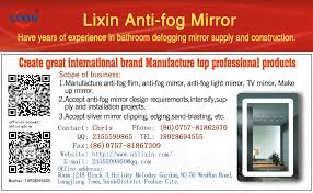 Defog Bathroom Mirror by Hotel Project Frosted Led Bathroom Mirror With Digital Clock