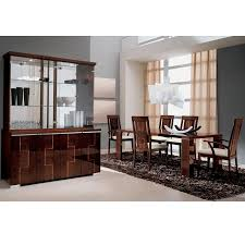 italian extendable dining table pisa extendable dining table made in italy el dorado furniture