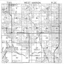 Illinois County Map by Maps Marion Illinois History Preservation