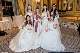 62nd debutante sees daughters of world s richest families