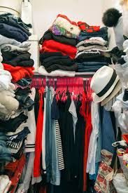 tips tools for affordably organizing your closet momadvice how to organize your messy crowded closet closet organization