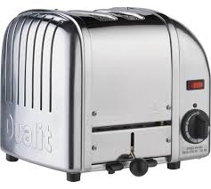 Two Slice Toaster Reviews Buy Dualit 20245 Vario 2 Slice Toaster Stainless Steel At Argos