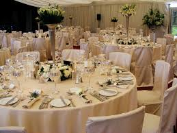 table covers for weddings 88 events designs a marquee wedding ivory faux silk tabl flickr