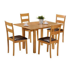 furniture wooden extending square dining table and 4 dining