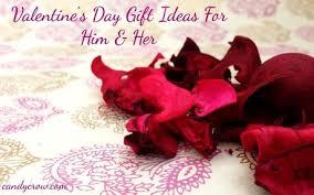 top 5 valentine u0027s day gift ideas for him u0026 her paperblog