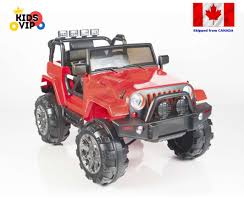 jeep wrangler canada cars for kids electric cars u0026 ride on toys in canada 12v remote