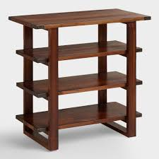 Unique Solid Wood Furniture By Stan Nightstands Bedside Tables Vanity Sets World Market