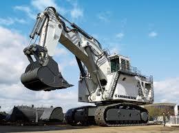 liebherr r9800 mining excavator 1063 x 794 machineporn