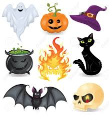 halloween character cartoon royalty free vector image 49 962