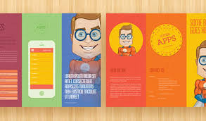 tri fold brochure template illustrator free free indesign tri fold brochure templates renanlopes me