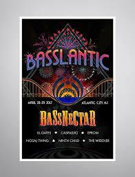 bassnectar nye poster made my bassnectar inspired poster bassnectar