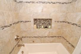 bathroom border tiles ideas for bathrooms furniture vanity rectangle sink glass tile inlay border rows