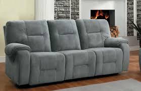 Cheap Recliner Sofas Sofas Center Gray Reclining Sofa And Loveseat Microfiber Grey