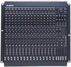 mixers w direct outputs for multitrack recording