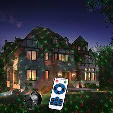 Landscape Laser Lights Perfect Outdoor Lights Laser Projector Decorative Party Lights