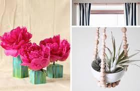 Beaded Vases Our 5 Favorite Diy Materials Matching Projects U2013 Design Sponge
