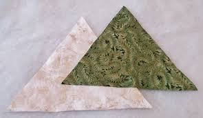 folded fabric ornaments to sew tutorial part 1 beth williams