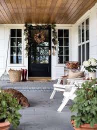 simple fall decorating ideas for your front porch u2014 boxwood avenue