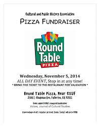 round table pizza fullerton november 2014 cpha csuf cultural and public history association