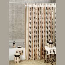Chevron Navy Curtains Curtain U0026 Blind Lovely Kmart Shower Curtains For Comfy Home