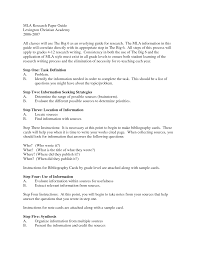 sample of outline for four to five page research paper