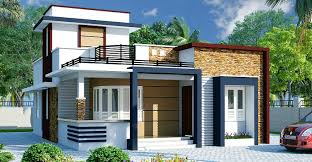 1100 sq ft single floor contemporary home designs