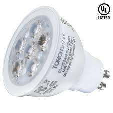 mr16 gu10 led light bulb dimmable 7 5w 75w equivalent energy