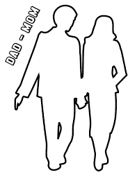 mom and dad coloring pages 1693 718 957 coloring books