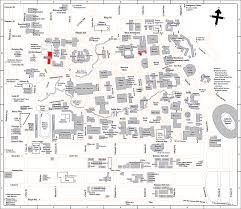 University Of Utah Campus Map by Aerial View Of All The Pac 12 Stadiums Cfb