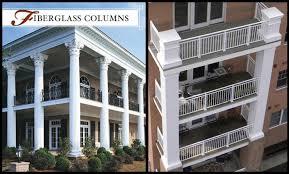 fiberglass columns by melton classics inc
