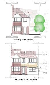 Loft Conversion Floor Plans Planning Applications And Permissions In Newham Ea