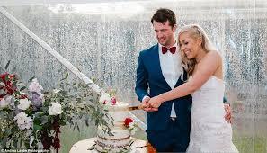wedding arch ebay australia adelaide who got married despite south australia s worst