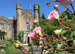 stay in a castle an english castle stay augill castle