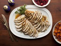 herb roasted turkey breast recipe food network recipe ina garten