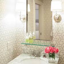 wallpaper for bathroom ideas powder room wallpaper design ideas