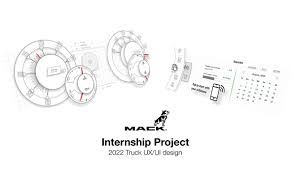 mack and volvo trucks mack volvo truck internship project on ccs portfolios
