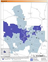 Map Of Prescott Arizona by Fy 2018 Sac Service Area Announcement Table