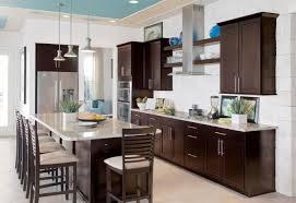 new kitchens with espresso cabinets gohomedecoratingideas for